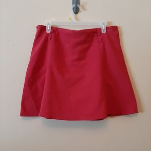 Timeline Exclusive Red Skirt